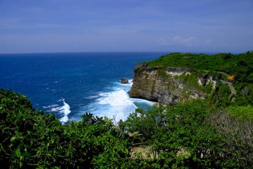 piękne plaże na Bali