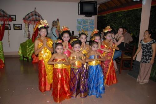 dzieci na Bali