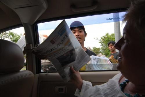 taksówki na Bali