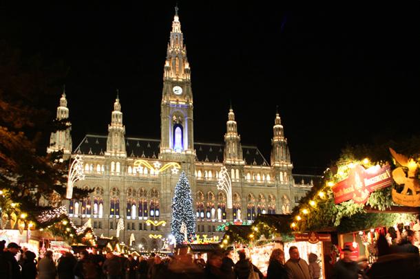 Dobrą alternatywą dla Czech jest Wiedeń