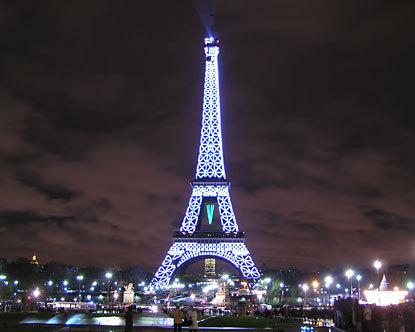 Takie widoki tylko w Paryżu