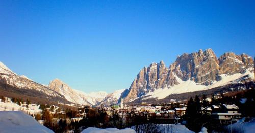 Cortina w środku dnia