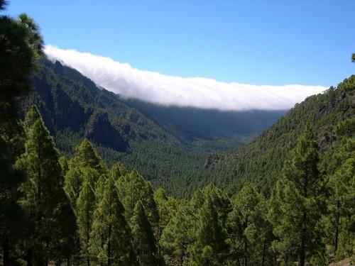 Wodospad z chmur