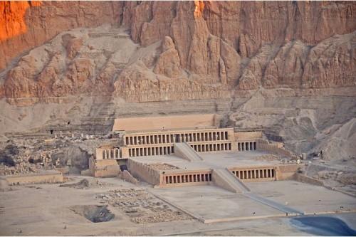 Świątynia Królowej Hatszepsut