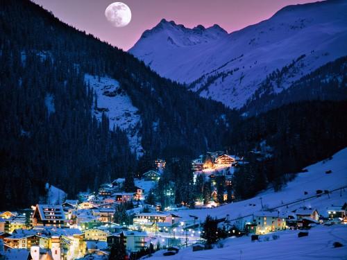 Co przypomina Wam Sankt Anton?