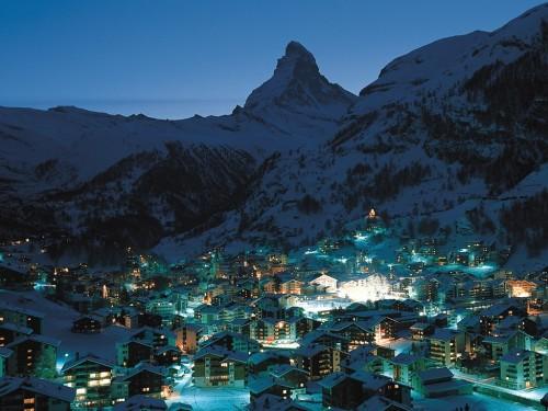 Niesamowity klimat Zermatt