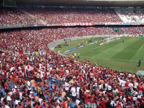 Kibice Sao Paulo FC
