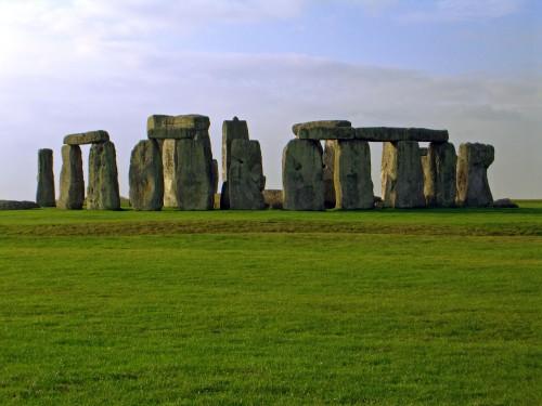 Stonehenge po raz drugi