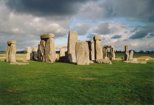 Stonehenge po raz pierwszy