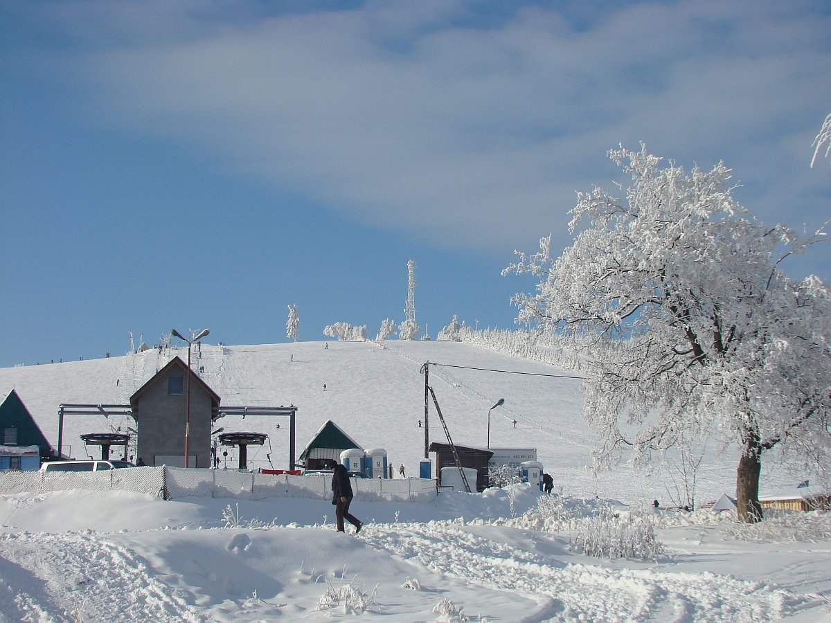 Rzeczka - stoki narciarskie