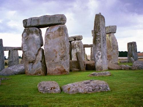 I na deser: Stonehenge po raz trzeci