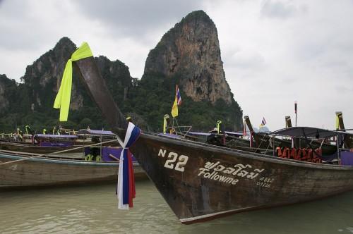 tajlandia - łódka