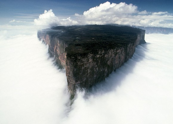 Góra Roraima - Ameryka Południowa