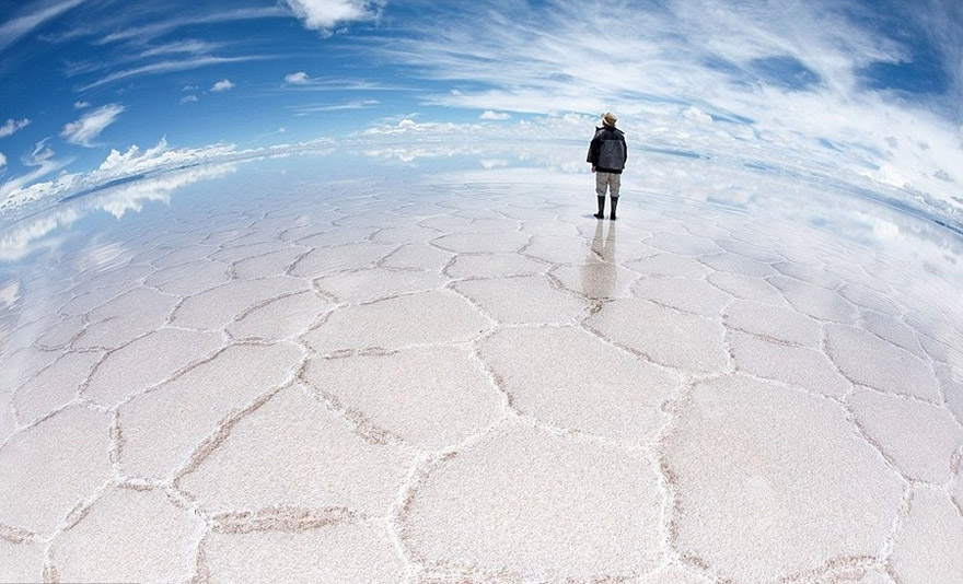 Salar de Uyuni - Boliwia