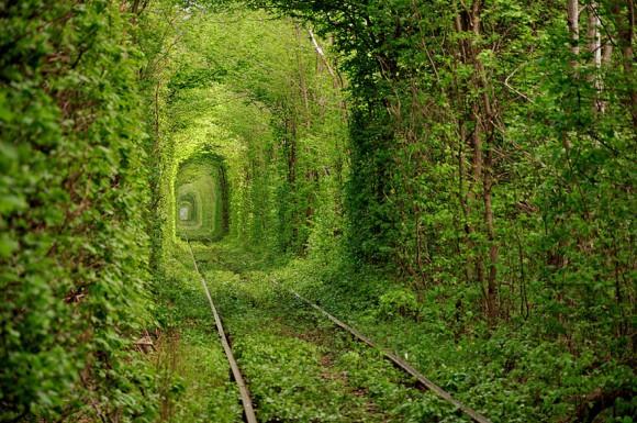 Tunel Miłości - Ukraina