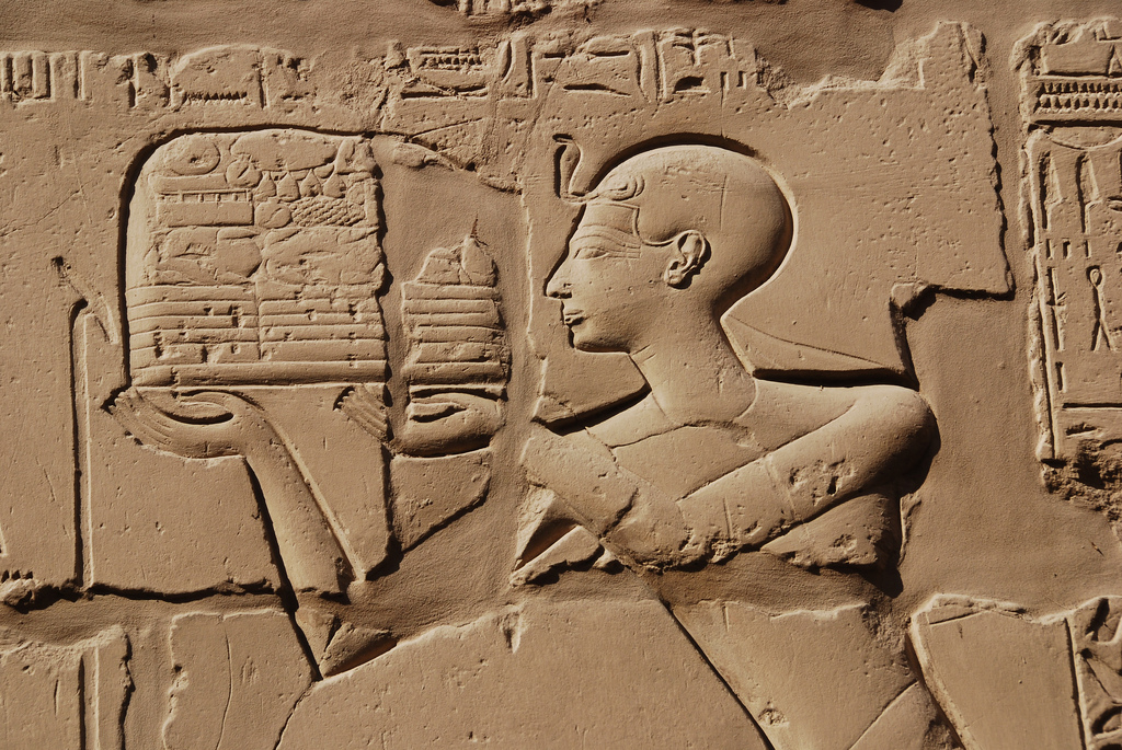 Egipt - państwo faraonów