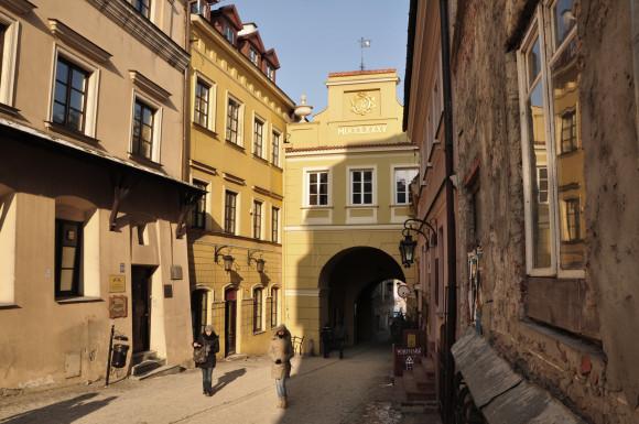 Brama Grodzka Lublin