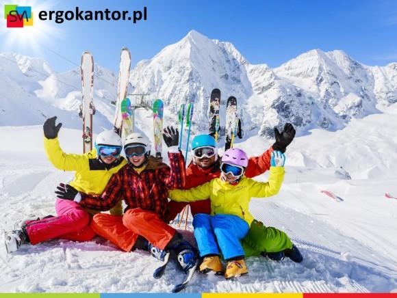 Na narty za granicę